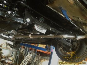 JDM Sport Stainless Steel Catback 2.0T Genesis Coupe 2010 - 2014