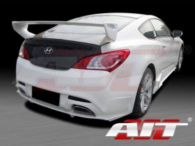 AIT Racing FX Style Rear Bumper Genesis Coupe 2010 - 2012