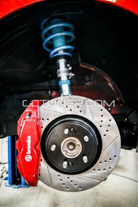Bilstein B14 PSS Suspension Hyundai Genesis Coupe 2010 - 2011