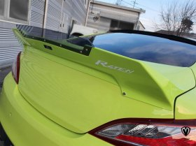 M&S R4TEN Wicker Bill Spoiler Genesis Coupe 2010 - 2016