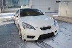 M&S Ghost Shadow ABS PLASTIC Front Bumper Genesis Coupe 2010 - 2012