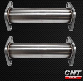 CNT Racing Header Down Pipe & Test Pipe Combo Genesis Coupe 3.8 V6 2010 - 2016