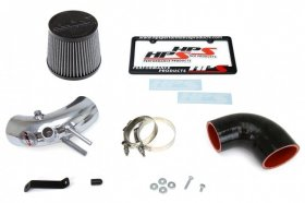 HPS Shortram Polished Intake Genesis Coupe 2.0T Turbo 2013 - 2014