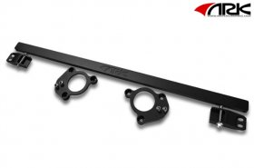 Ark Performance Black Front Strut Bar Brace for Genesis Coupe 2.0T 2010 - 2014