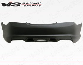 Vis Racing VIP Rear Bumper Genesis Coupe 2010 - 2016