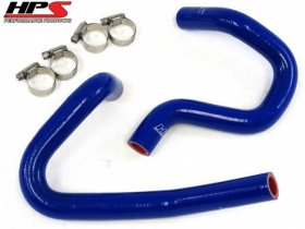 HPS Reinforced Silicone Heater Hose Kit Various Colors 2.0T Genesis Coupe 2013 - 2014