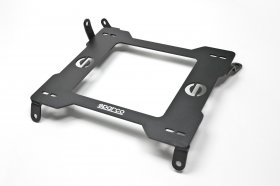 Sparco 600 Series Seat Bracket Genesis Coupe -Passenger Side