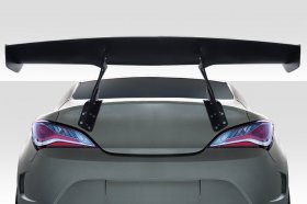 Extreme Dimensions Duraflex RBS V2 Rear Wing 3 Piece Spoiler Genesis Coupe 2010 - 2016