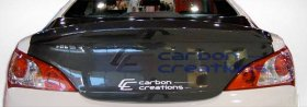 Carbon Creations OEM Trunk Genesis Coupe 2010 - 2016
