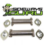 Sideways Guru Test pipe set Hyundai Genesis Coupe 3.8 V6 2010 - 2016