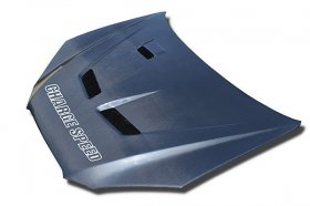 Charge speed Fiberglass Hood 2010 - 2012 Genesis Coupe