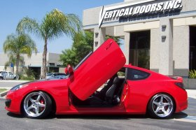 Vertical Doors INC Vertical Door kit Genesis Coupe 2010 - 2016