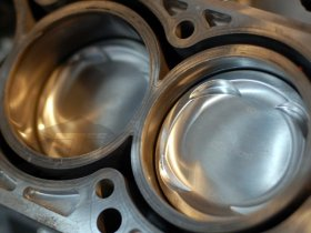 JE Forged Standard Size Piston Set Genesis Coupe 3.8