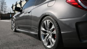 VEGA STYLE BK2 GENESIS COUPE SIDE SKIRTS 2010 - 2016