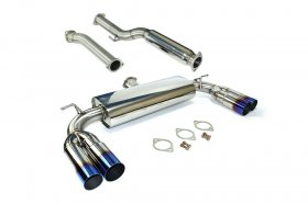 ISR PERFORMANCE STREET CAT-BACK EXHAUST FOR 2.0T Genesis Coupe 2010 - 2014