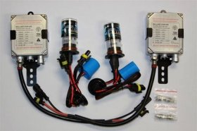 Advanced Lighting HID Kit Genesis Coupe 2010 - 2012