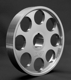 Unorthodox Racing - Lightweight Stock Diam Crank Pulley - 2.0T