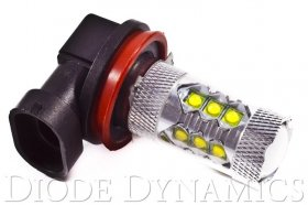 Diode Dynamics Cool 510 Lumens White Fog Light XP80 LEDs 2013 - 2016 Genesis Coupe