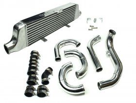 ISR PERFORMANCE FRONT MOUNT INTERCOOLER KIT HYUNDAI GENESIS COUPE 2.0T 2010 - 2012