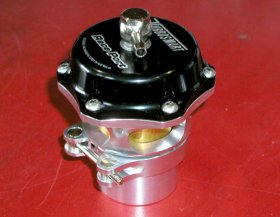 Turbosmart Raceport (Tial Flange) - BLACK