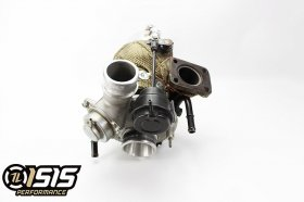 ISR PERFORMANCE TITANIUM TURBO BLANKET FOR Genesis Coupe 2.0T 2010 - 2012