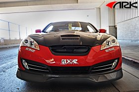 ARK Performance C-FX Front Lip Kit - GC 2010 - 2012