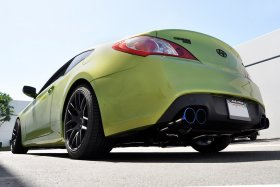 Ark Performance DT-S Burnt Tip Exhaust 3.8 Genesis Coupe 2010 - 2016