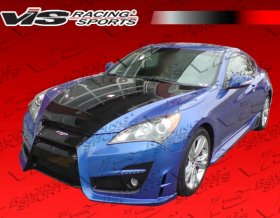 Vis Racing Tornado Body Kit Genesis Coupe 2010 - 2012
