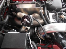 Design Engineering T3 Turbo Manifold Genesis Coupe 2.0T 2010 - 2012