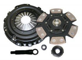 COMPETITION CLUTCH STAGE 3 SEGMENTED CERAMIC CLUTCH KIT & ULTRA LIGHTWEIGHT FLYWHEEL GENESIS COUPE 3.8 2013 - 2016