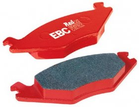 EBC Red Stuff Front Brembo Brake Pads for Genesis Coupe