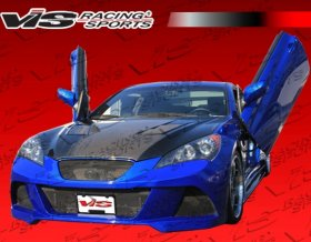 Vis Racing JPC Body Kit Genesis Coupe 2010 - 2012