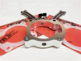 P2R Throttle Body Spacer Genesis Coupe 2.0T 2010 - 2012