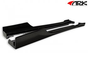 ARK S-FX Carbon Fiber Side Skirts 2010 - 2016