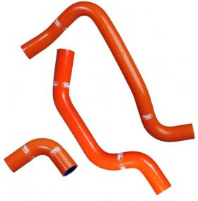 Samco radiator hose for 2.0T 2010 - 2012 Genesis Coupe