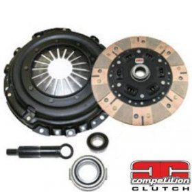 COMPETITION CLUTCH STAGE 3 FULL FACE SEGMENTED CERAMIC SPRUNG CLUTCH KIT & FLYWHEEL GENESIS COUPE 3.8 V6 2013 - 2016
