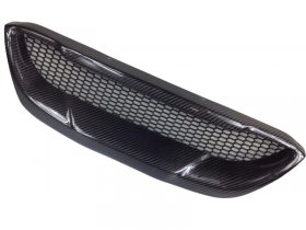 Boostec Carbon Fiber Front Grill Type 1 Genesis Coupe 2010 - 2012