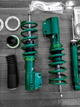 Tein Street Basis Z Coilovers Genesis Coupe 2010 - 2016