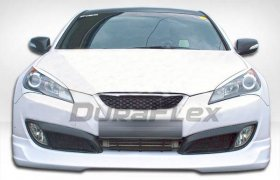 Extreme Dimensions MS-R Front Lip Genesis Coupe 2010 - 2012