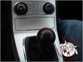 Lathewerks Copolymer Sphere Shift Knob - Various Colors 2013 Genesis Coupe