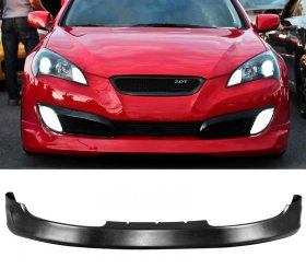 MS Style Polyurethane Front Lip Genesis Coupe 2010 - 2012