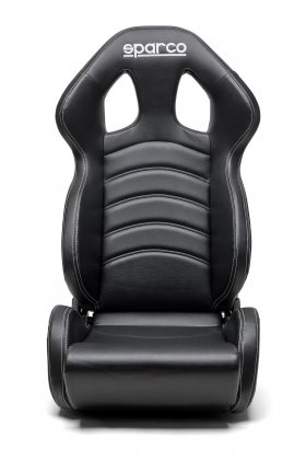 Sparco Vinyl Chrono Road Reclinable Seat