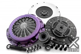 XCLUTCH Stage 1 Street and Track Clutch Kit & Chromoly Flywheel Genesis Coupe 2010-2014 2.0T