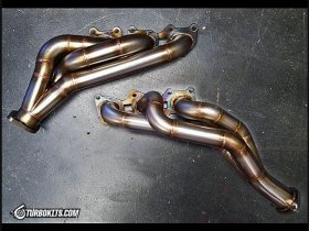 Turbokits.com 3.8 V6 Header Genesis Coupe 2010 - 2016