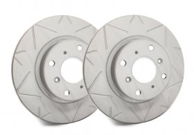 SP Performance Peak Series Slotted FRONT Rotors Genesis Coupe with Brembos - PAIR