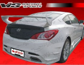 VIS RACING FX Rear Bumper Genesis Coupe 2010 - 2016