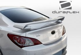Extreme Dimensions Duraflex RS-1 Rear Wing 2010 - 2016 Genesis Coupe