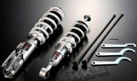 HKS Hipermax V-Sport Coilovers Genesis Coupe 2010 - 2012