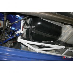 ULTRA RACING REAR LATERAL FRAMES 6 POINT BRACE GENESIS COUPE 2010 - 2016