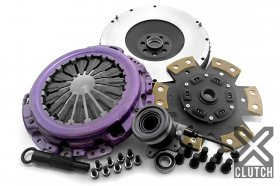 XCLUTCH Stage 2 Street and Track Clutch Kit & Chromoly Flywheel Genesis Coupe 2010-2014 2.0T
